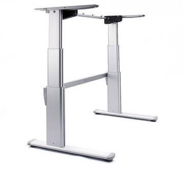 Ergobasis Tischgestell elektrisch höhenverstellbar-3