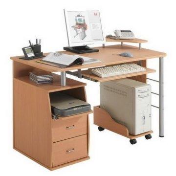 hjh OFFICE Pc Schreibtisch Varial-3